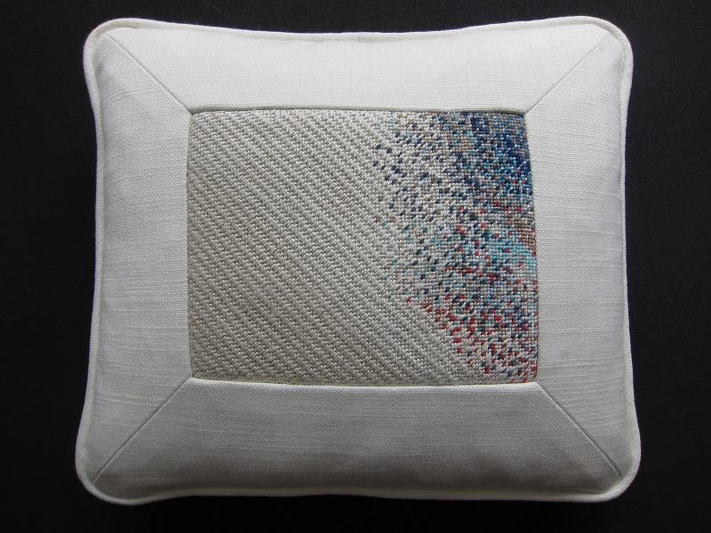 Everything Falls Apart Pillow
