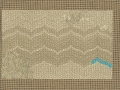 Bargello Breakdown - 11x14 - cotton silk floss