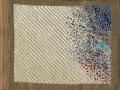 Everything Falls Apart - 8x9 - cotton floss