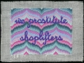 Shop Policy - 6x8 - cotton floss