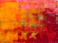 Sorbet - 18x24 - acrylic on wood panel